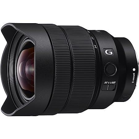 Sony - FE 12-24mm F4 G Wide-Angle Zoom Lens (SEL1224G),Black
