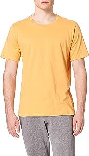 Schiesser Mix + Relax T-Shirt Rundhals Parte Superiore del Pigiama Uomo