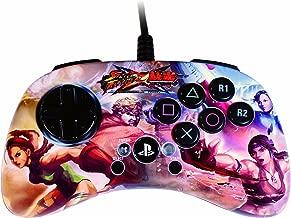Mad Catz Street Fighter X Tekken - FightPad SD - Chun-Li & Cammy V.S. Julia & Bob for Playstation 3