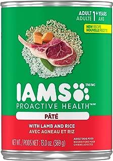 Iams Proactive Health Wet Dog Food Lamb & Rice