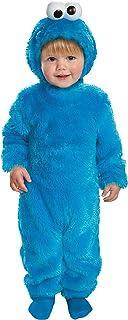 Light-Up Cookie Monster Toddler Costume - Toddler Medium