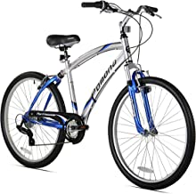 Kent Pomona Men's Dual Suspension Comfort Bike