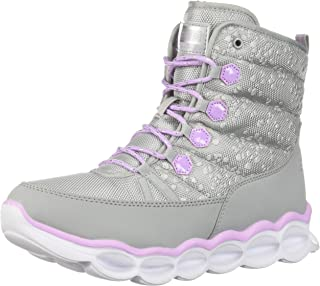 Skechers Kids' Lumi-Luxe-Splash Dash Sneaker