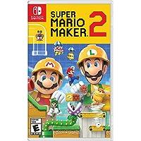 Super Mario Maker 2 Standard Edition for Nintendo Switch by Nintendo