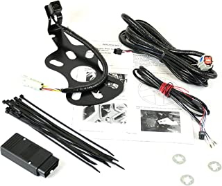 Brandmotion 9002-8837 Rear Vision System for 2007-2018 Jeep Wrangler JK with Factory Display Radio