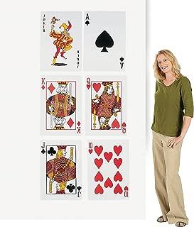 OTD Playing Card Cutouts
