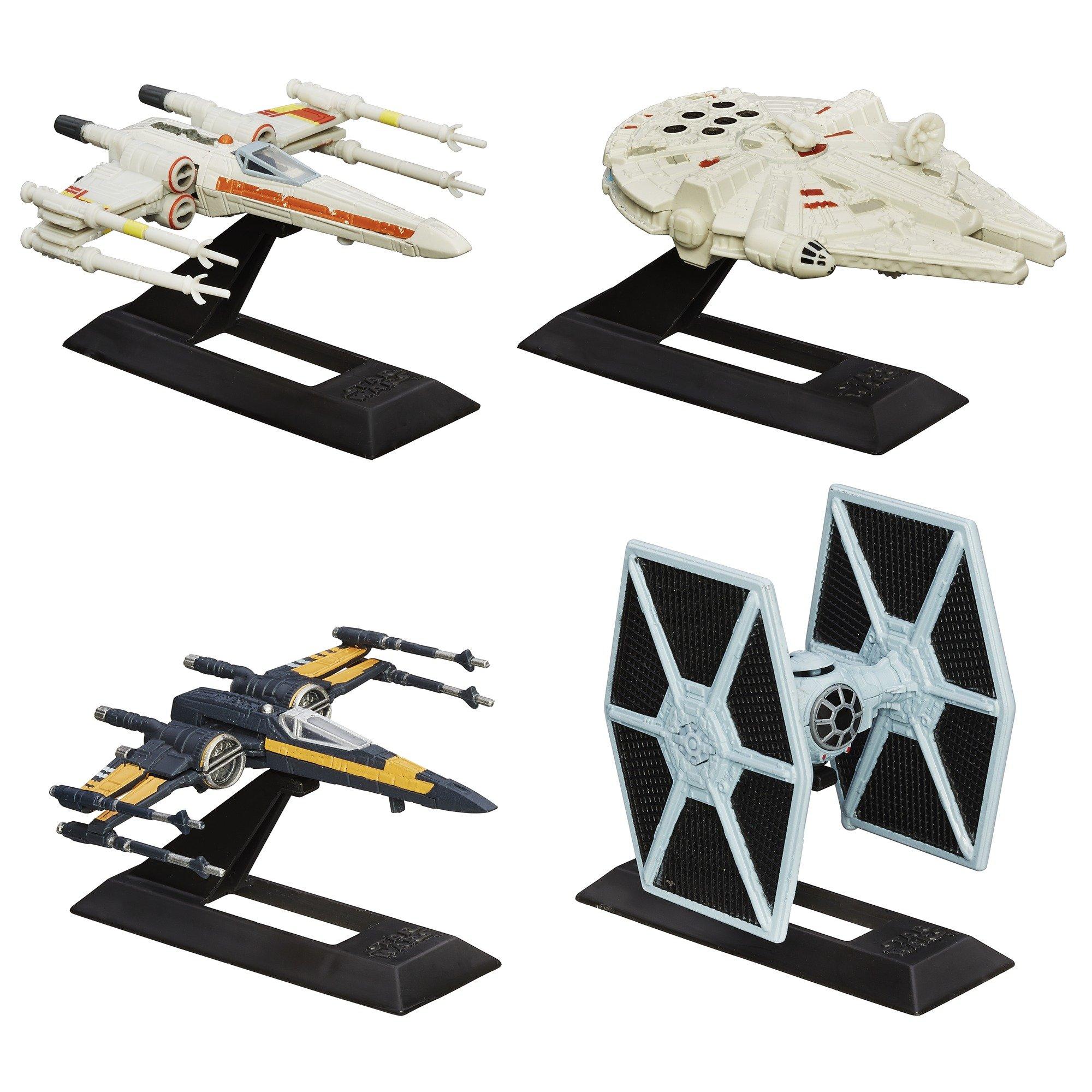 Star Wars - El Despertar de la Fuerza - Multi-pack de figuras Star Wars (B3826) , color/modelo surtido: Star Wars: Amazon.es: Juguetes y juegos