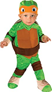 toddler michelangelo halloween costume