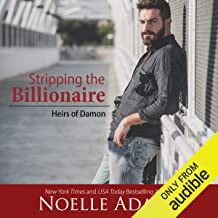 Stripping the Billionaire: Heirs of Damon, Book 4