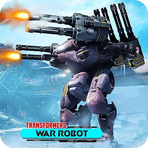 Robots War - War Robots World of tanks vs robot mech battle game