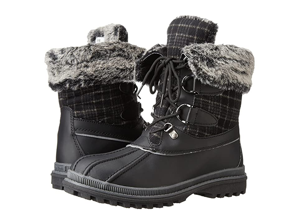 Maine Woods Molly (Black Plaid) Women