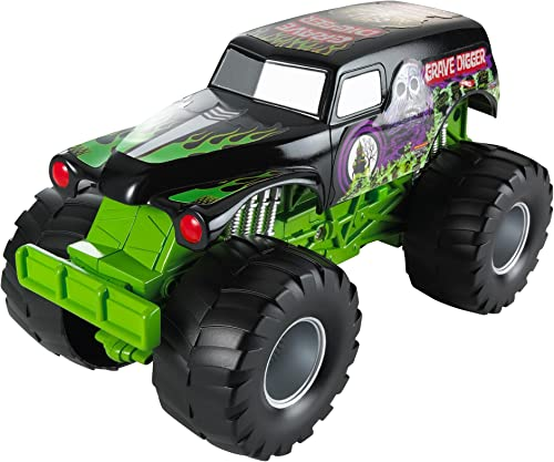 HOT WHEELS MONSTER JAM SOUND SMASHERS Größe DIGGER