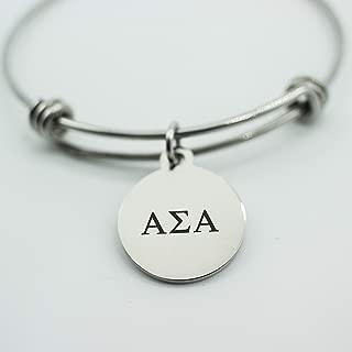alpha sigma alpha bracelet