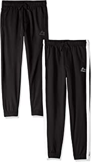 RBX Boys 2 Pack Tricot Jogger Track Pants