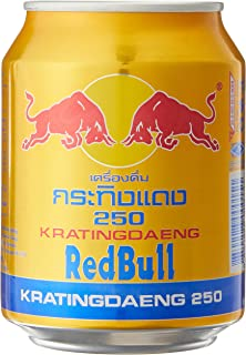 Red Bull Krating Daeng Energy Drink Gold 24 Cans