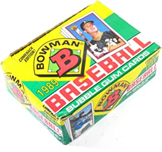 1989 bowman baseball card set