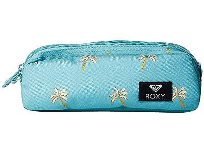 Roxy Da Rock Pencil Case (Reef Waters Color My Bag) Wallet