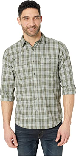 Vista Dry Plaid Long Sleeve Shirt
