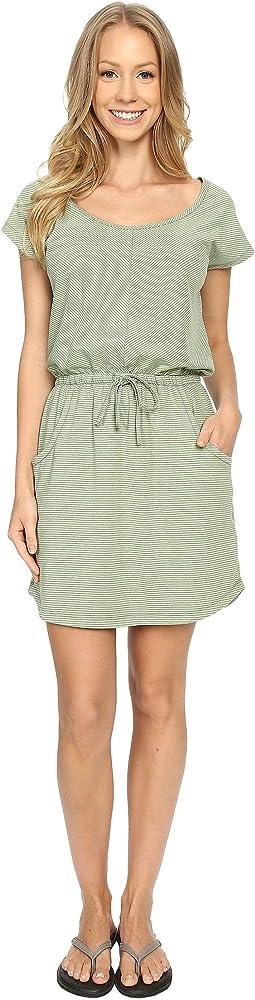 Short Sleeve Impulse Dress