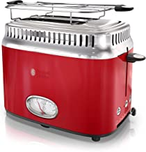 russell hobbs polished stainless steel toaster