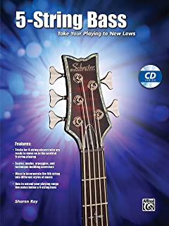 5-String Bass: Taking Your Playing to New Lows, Book & CD (National Guitar Workshop)