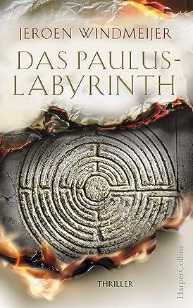 Das Paulus-Labyrinth (German Edition)