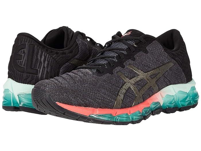 ASICS  GEL-Quantum 360 5 (Black/Gunmetal) Womens Running Shoes