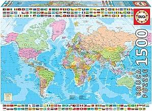 Amazon.es: puzzles de mapas