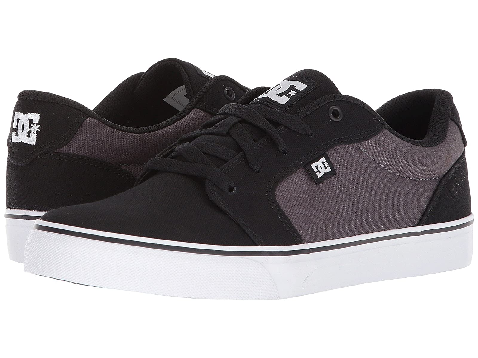 DC Anvil TXAtmospheric grades have affordable shoes