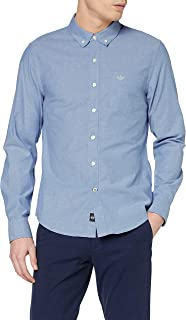 dockers Stretch Oxford Shirt Chemise Mixte