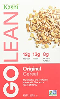 Kashi GOLEAN Cereal, 13.1-Ounce Boxes (Pack of 2)