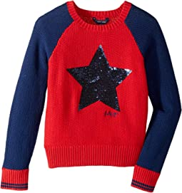 Star Sweater (Big Kids)