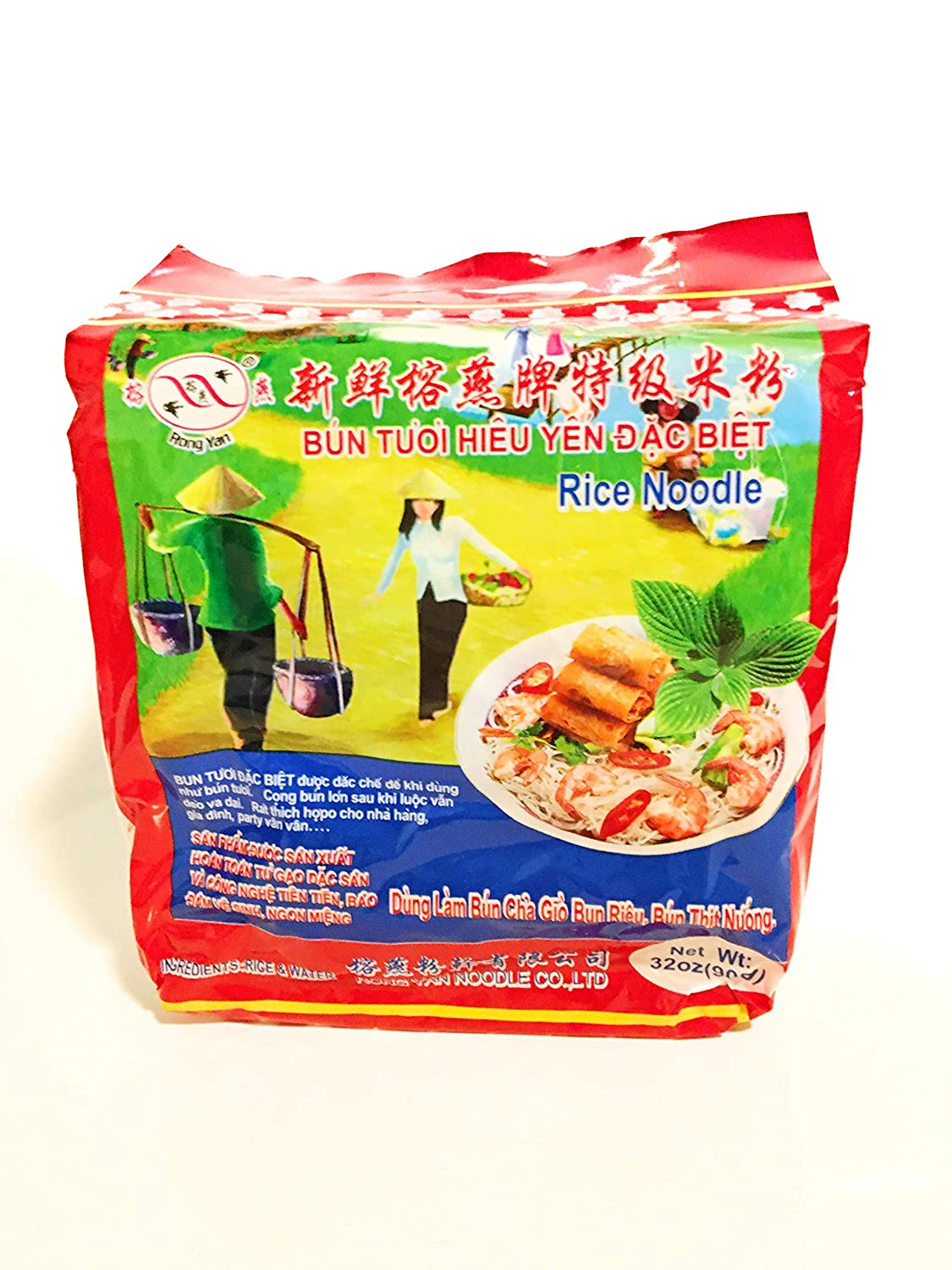 Rong Yan Great interest Rice Oz Great interest 32 Noodle