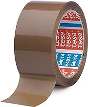 Klebeband braun - leise abrollend - 50 mm breit - 66 m lang - 6 Stück/Paket
