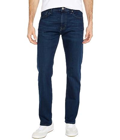 Mavi Jeans Zach Straight Leg in Deep Shaded Williamsburg (Deep Shaded Williamsburg) Men