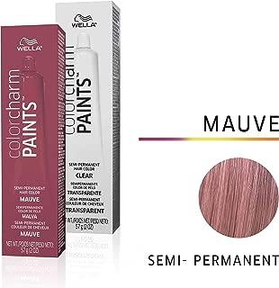 Wella Paints Mauve Semi Permanent Hair Color Mauve