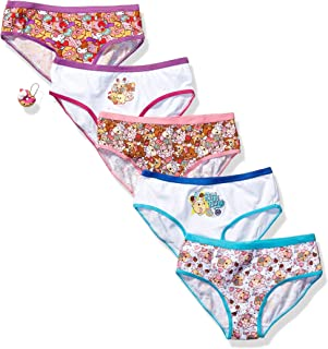 Handcraft Girls Smooshy Mushy 7-Pack Panties Or 5-Pack with Toy in Box Underwear - Multi