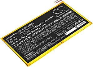 Cameron Sino Replacement Battery for Acer Iconia One 10 B3-A40