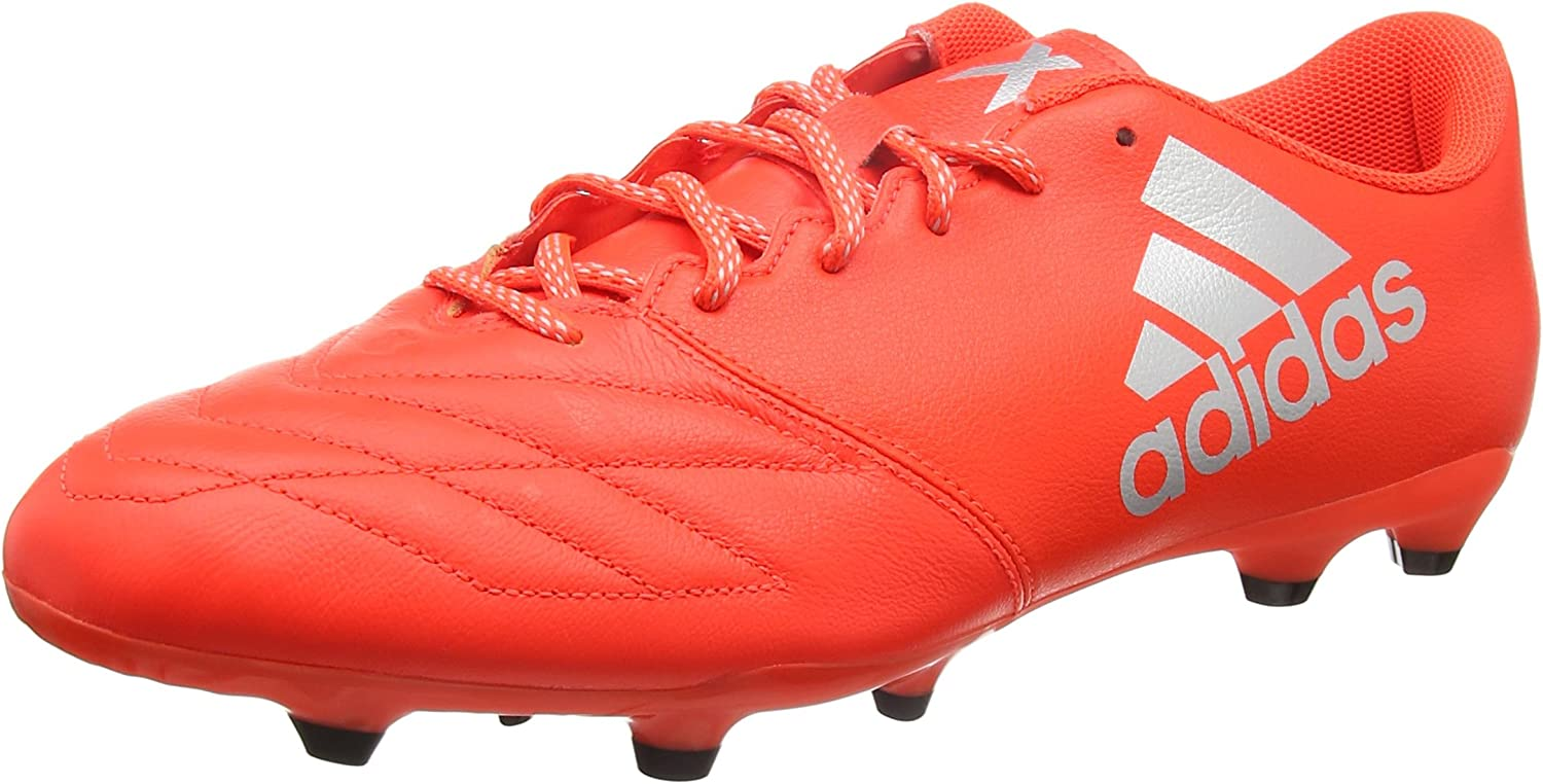 Adidas Men's X 16.3 Fg Leather Football Boots
