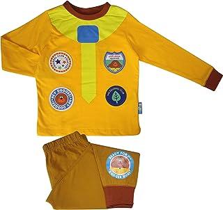 Pijama oficial para niños de 18 meses a 5 años