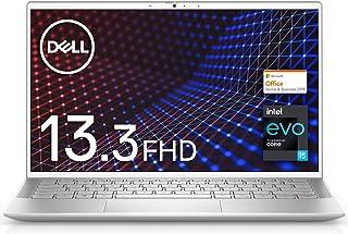【MS Office Home&Business 2019搭載】【インテル Evo プラットフォーム】Dell モバイルノートパソコン Inspiron 13 7300 シルバー Win10/13.3FHD/Core i5-1135G7/8G...