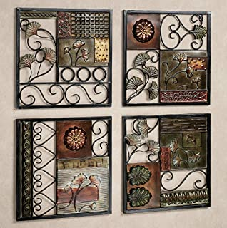 Dusk and Dawn Wall Art Set Set of Four