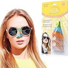 UV Nose Guards for Glasses - Nose Sun Protection - Sun Nose Guard - UV Nose Guard Shield UPF 50+ - Nose Sun Guard - Sun No...