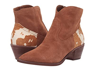 Dolce Vita Senica (Brown Suede) High Heels