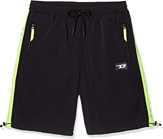 Diesel Men's Umlb-panley Shorts Pajama Bottom