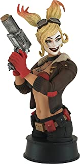 Icon Heroes DC Bombshells Harley Quinn Paper Weight