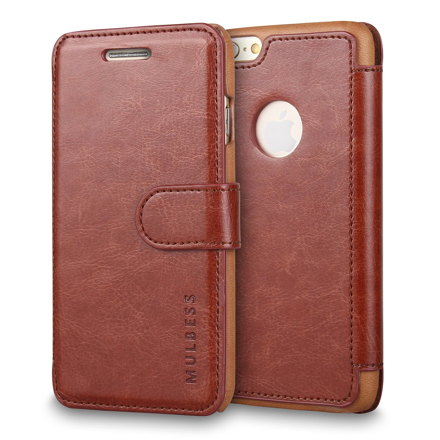 iPhone Wallet Mulbess Layered Vintage