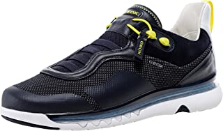 Geox Mens U Levita A Synthetic Sneakers