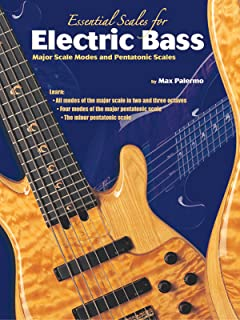 Essential Scales for Electric Bass, Book One: Major Scale Modes and Pentatonic Scales