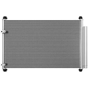 2009-2010 Pontiac Vibe. 2009-2014 Toyota Matrix 2011-2016 Scion tC A//C Condenser with Dryer Compatible with 2008-2015 Scion xB 2009-2018 Toyota Corolla
